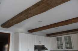 Salvaged Wood - Barn Beam Architectural Elements by Rebarn, Toronto