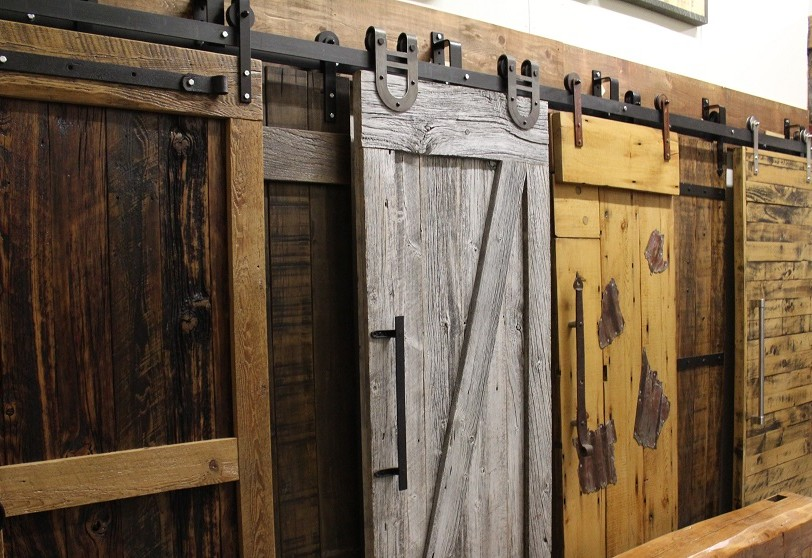 Rebarns Full Bypass Barn Door Hardware Rebarn Toronto Sliding