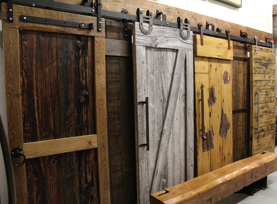 Bypass Barn Door Hardware rebarn's full bypass barn door hardware! | rebarn, toronto