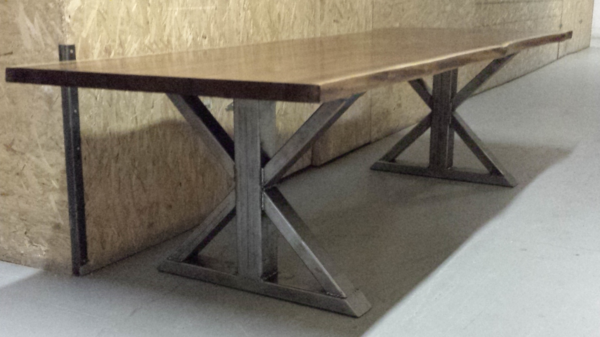 Toronto Custom Dining Tables Rebarn Toronto Sliding Barn Doors