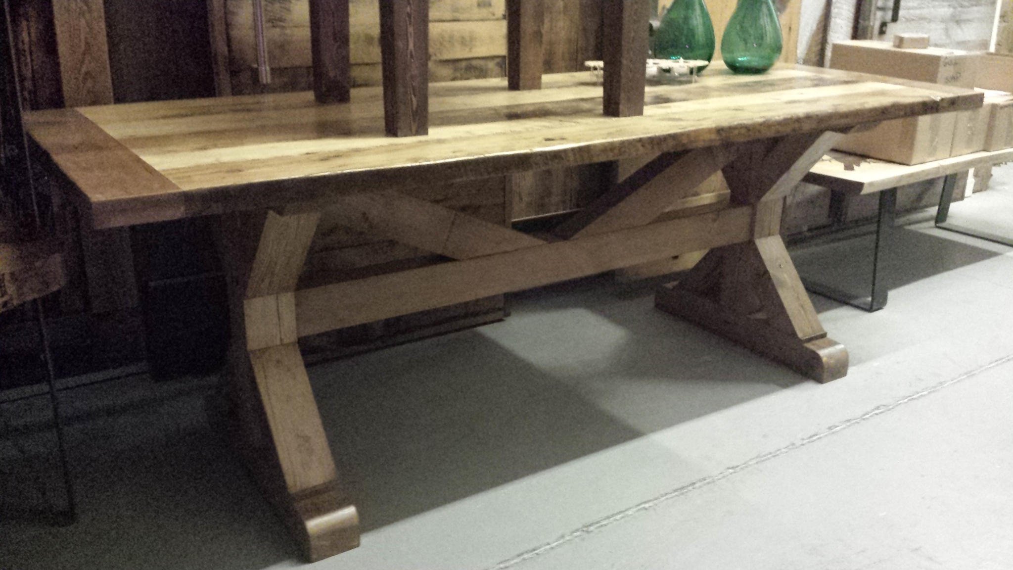 A Harvest Table Right From The Farm Rebarn Toronto